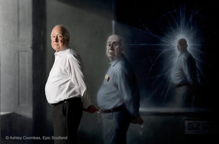 Peter Higgs – the God Particle