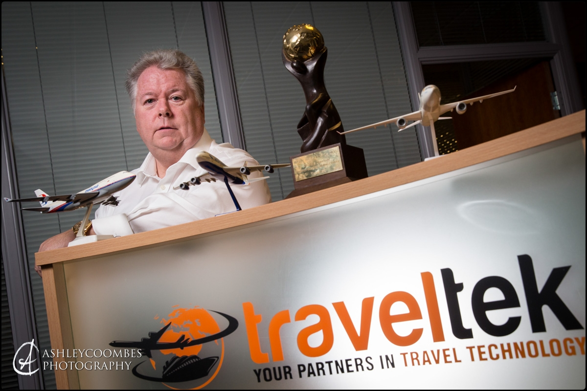 Kenny Picken TravelTek