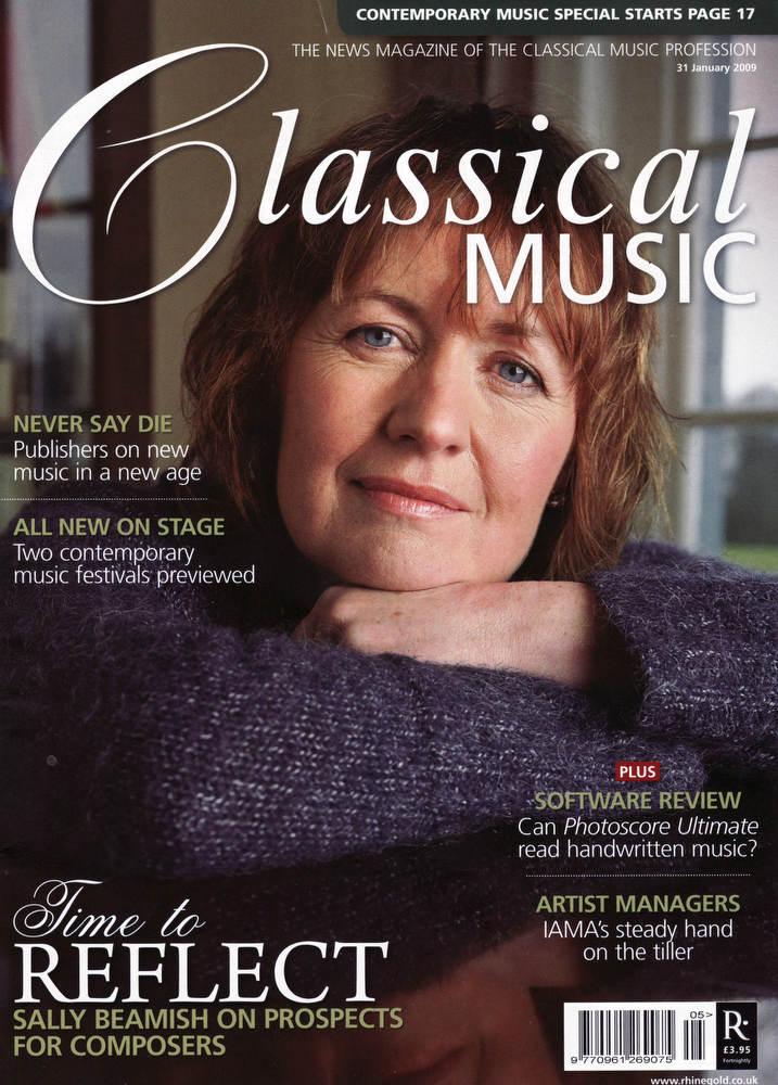 Sally Beamish Classical Music Magazine