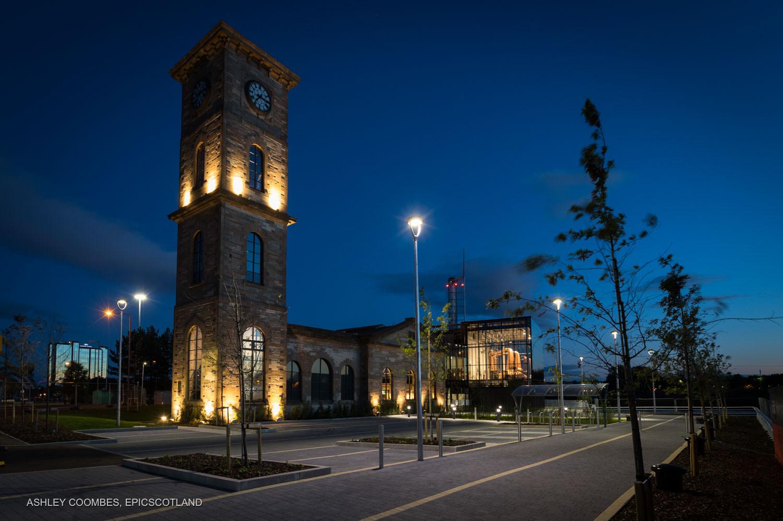 Glasgow Whisky Distillery