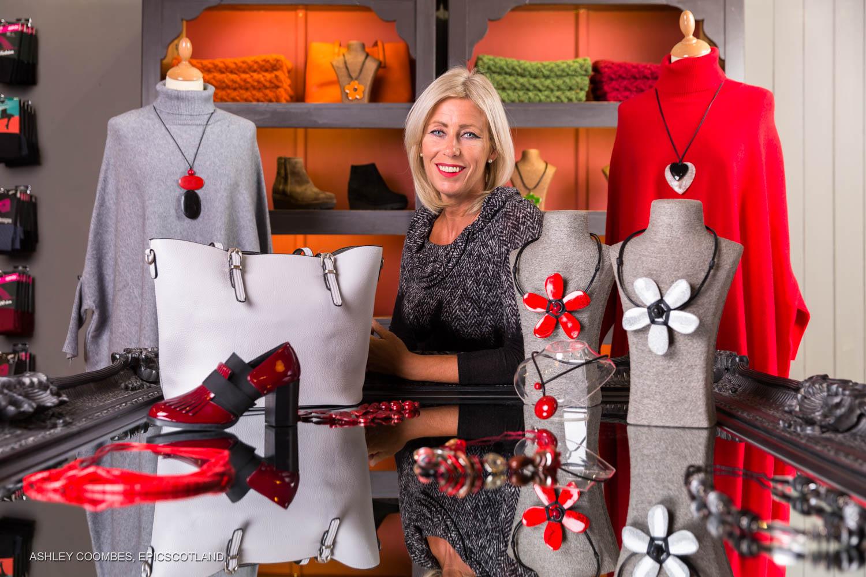 Profile portrait to boost small business marketing
