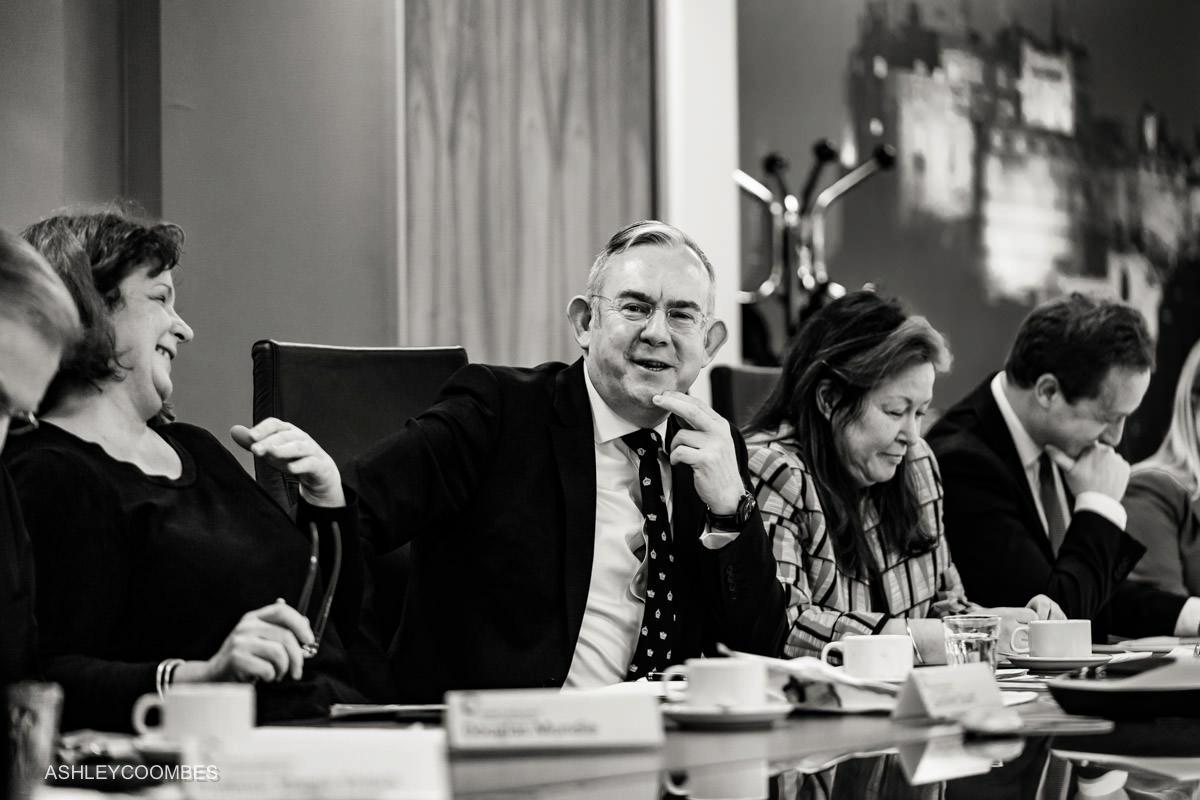 Scottish Funding Council Portrait Session Epic Scotland Ltd