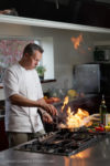 Nick Nairn cooking