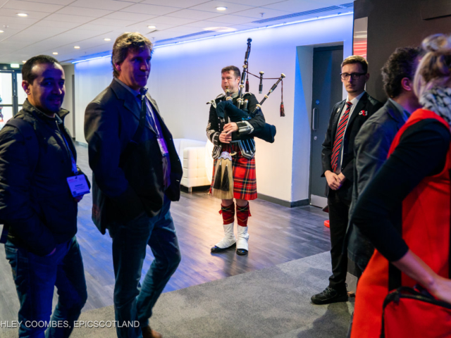 EMIM Congress Meeting Epic Scotland Photography