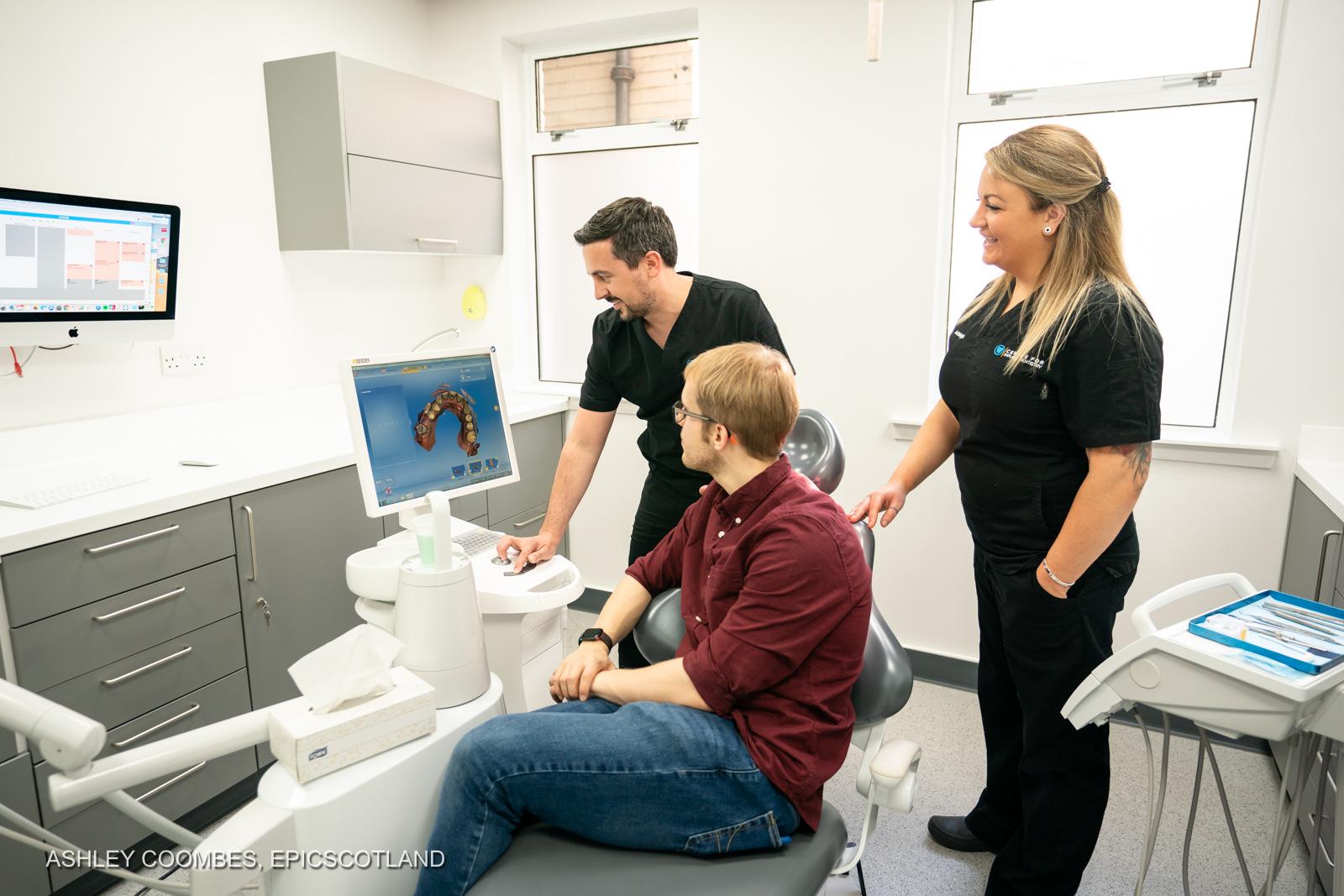 Dentist Marketing Photography