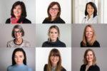 Headshots for women