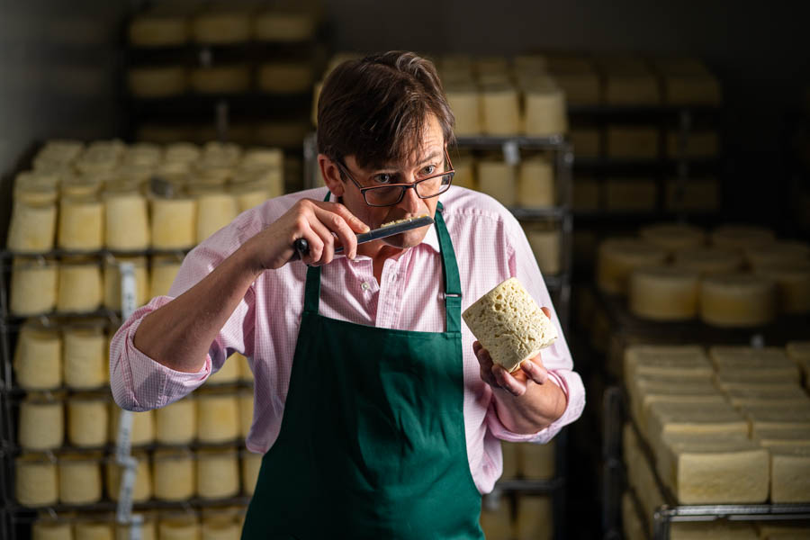 Highland Cheese producer