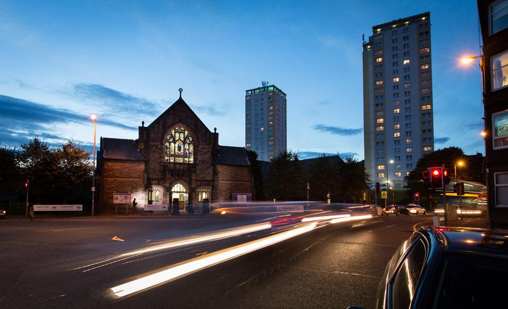 Architecture Photographer Scotland