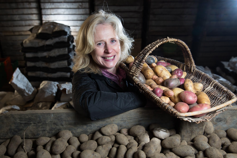 Food producer portrait