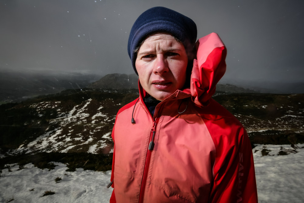 Angela Mudge Editorial portrait