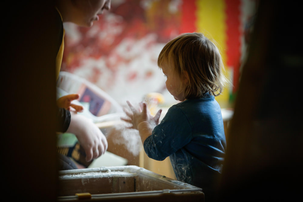 Nursery Education Photographer Scotland