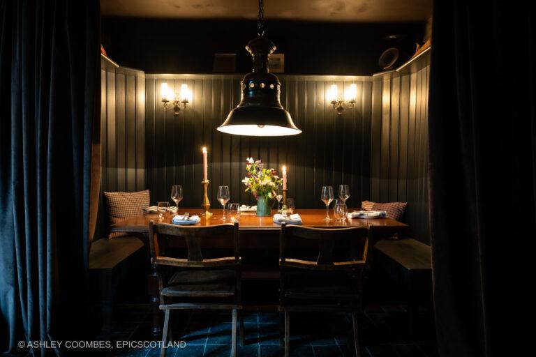Royal Oak Cotswold pub interiors