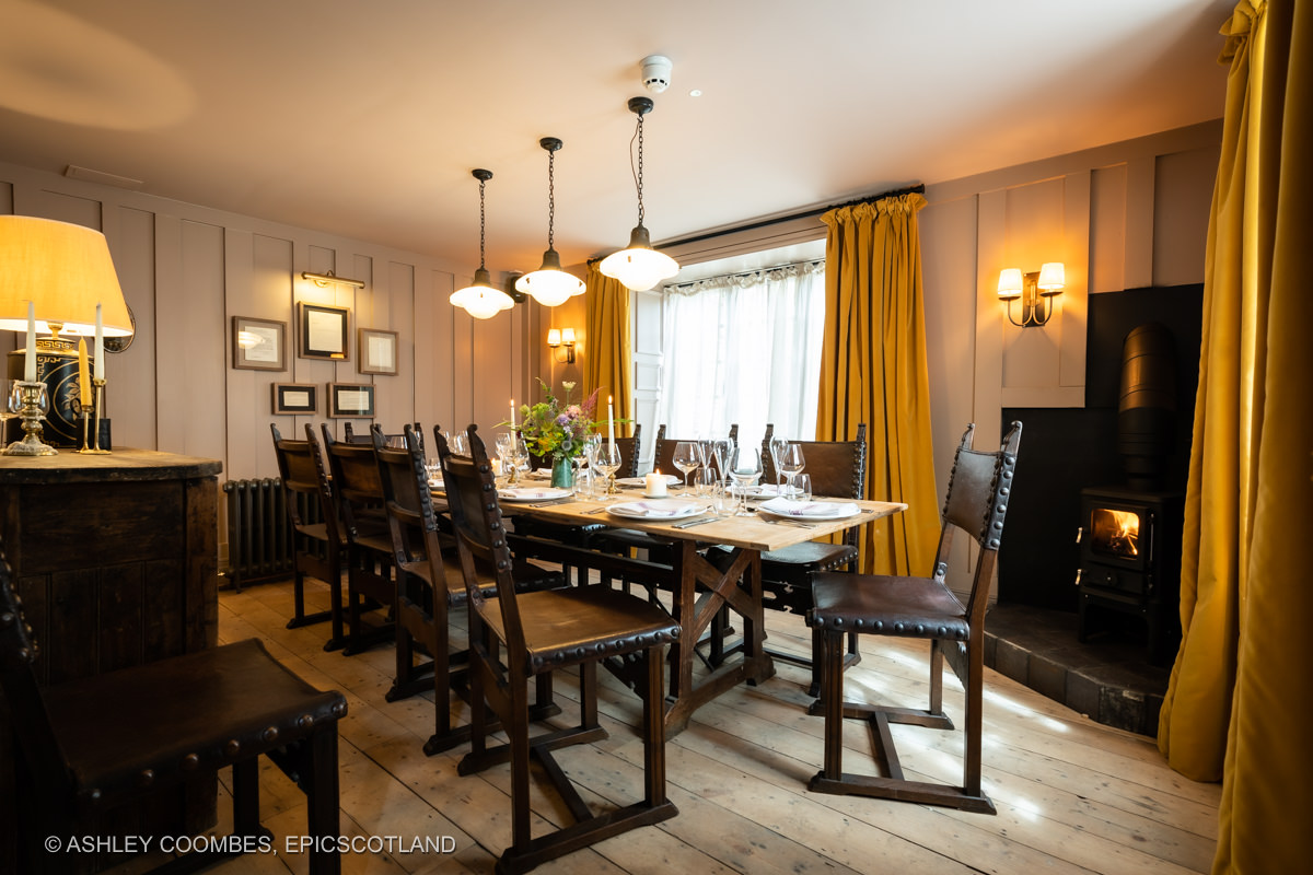 Cotswold private dining room