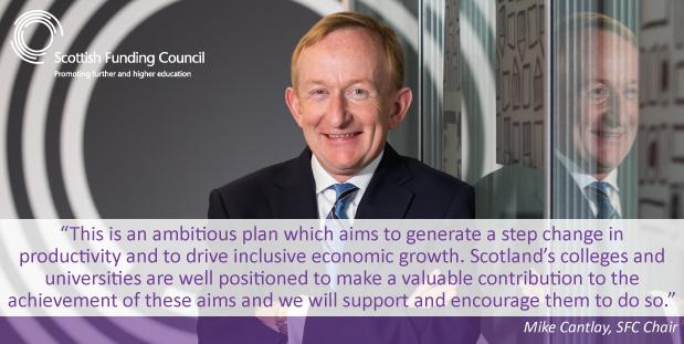 Scottish Funding Council Portrait Session Epic Scotland Ltd