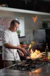 Nick Nairn cooking